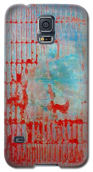 Angel In Disguise Galaxy S5 Case