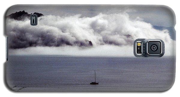 Angel Island Fog Galaxy S5 Case