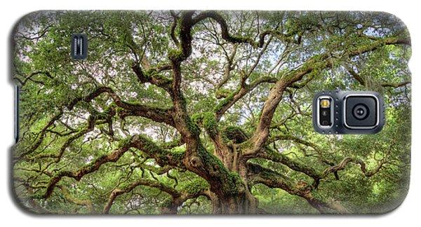 Angel Oak Tree Of Life Galaxy S5 Case