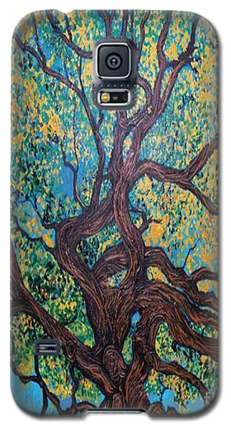 Angel Oak Young Galaxy S5 Case