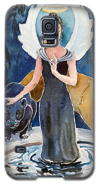 Angel Of Balance And Harmony Galaxy S5 Case