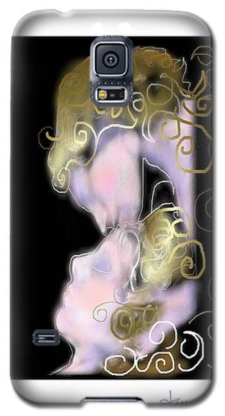 Angel Of Death Kiss Galaxy S5 Case
