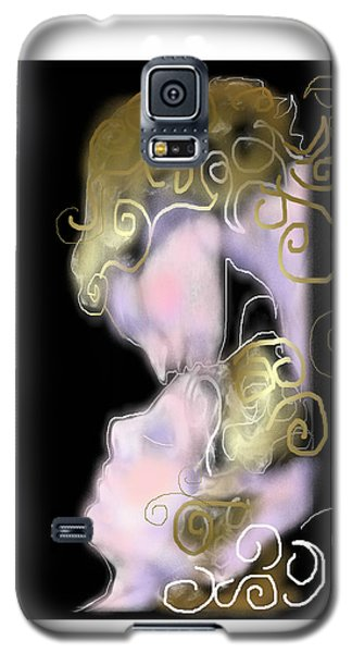 Angel Of Death Kiss Galaxy S5 Case