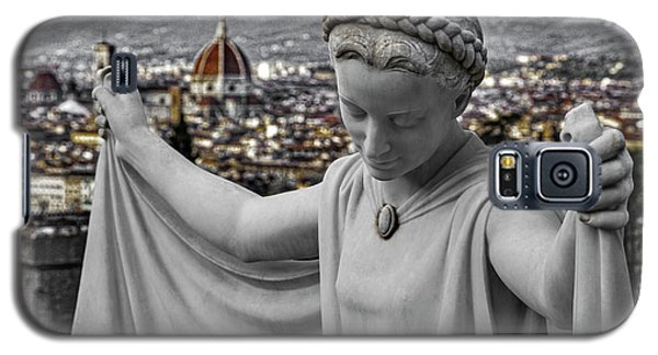 Angel Of Florence Galaxy S5 Case