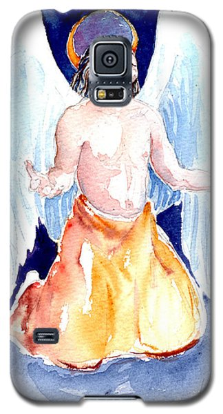 Angel Of Gratitude Galaxy S5 Case