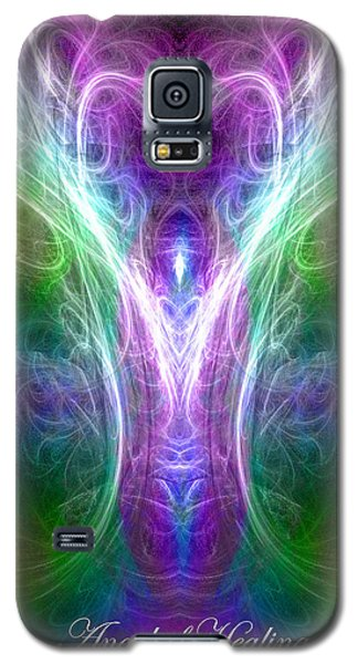 Angel Of Healing Galaxy S5 Case