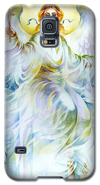Angel Of Love Galaxy S5 Case