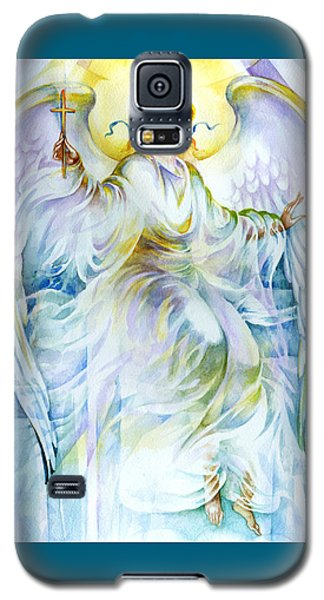 Angel Of Love Galaxy S5 Case by Karen Showell