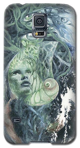 Angel Of Peace Galaxy S5 Case