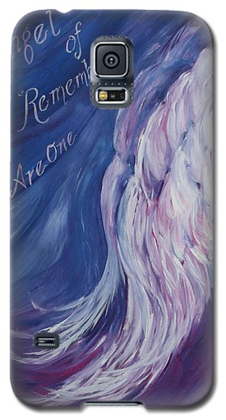 Angel Of Remembrance Galaxy S5 Case