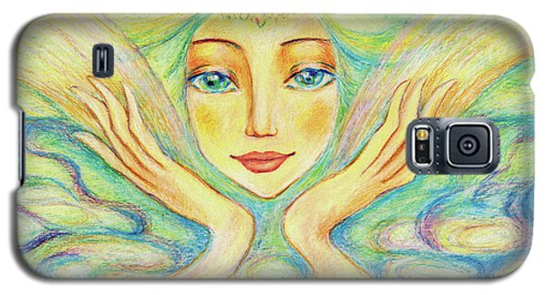 Angel Of Serenity Galaxy S5 Case