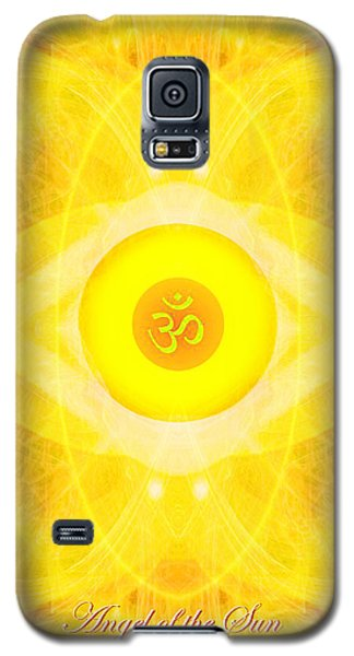 Angel Of The Sun Galaxy S5 Case