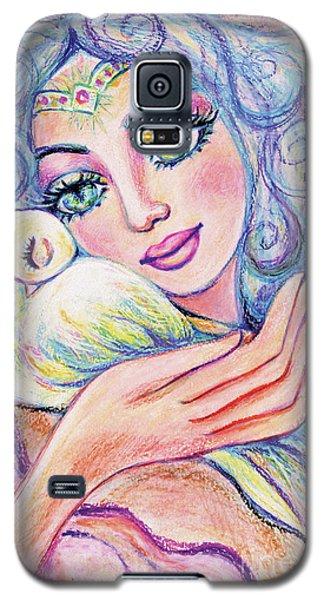 Angel Of Tranquility Galaxy S5 Case