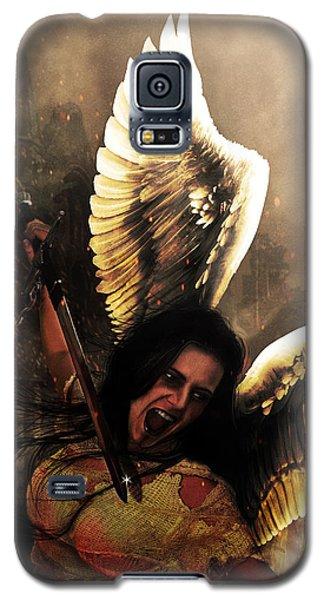 Angel Of Vengeance Galaxy S5 Case