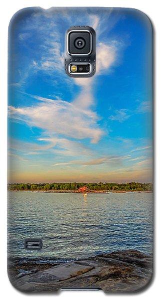 Angel Overcast Galaxy S5 Case