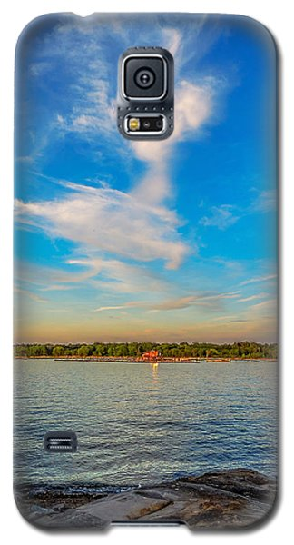 Angel Overcast Galaxy S5 Case