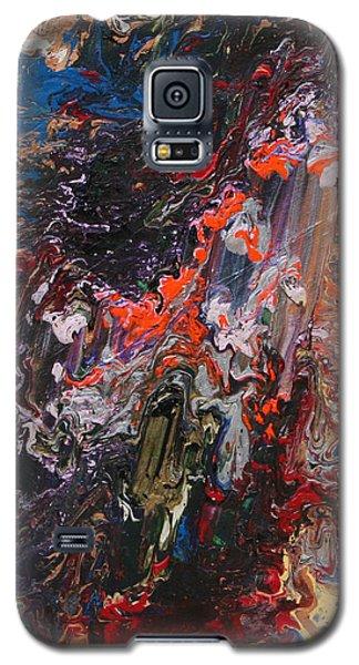 Angel Rising Galaxy S5 Case