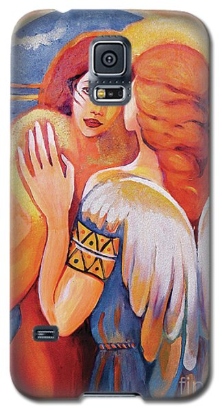 Angel Touch Galaxy S5 Case