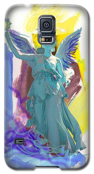 Angel, Victory Is Now Galaxy S5 Case