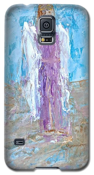 Angel With Confidence Galaxy S5 Case