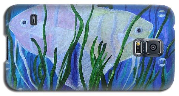 Angelfish Duo Galaxy S5 Case