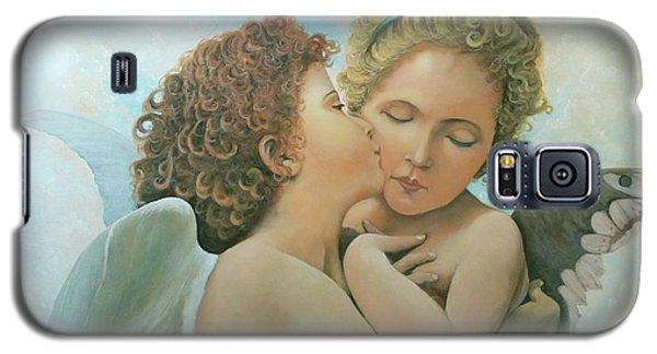 Bouguereau Angels- My Adaptation Galaxy S5 Case