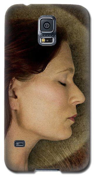 Angelic Portrait Galaxy S5 Case