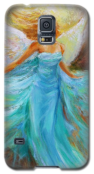 Angelic Rising Galaxy S5 Case