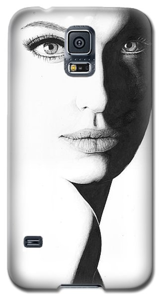 Angelina Galaxy S5 Case