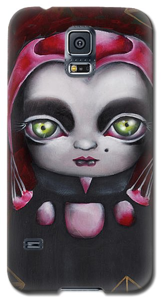 Angelique Galaxy S5 Case by Abril Andrade Griffith