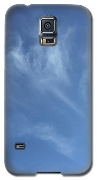 Angels Appear Over The Old Farm Galaxy S5 Case