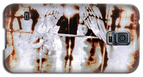 Angels In The Mirror Galaxy S5 Case