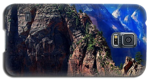 Angel's Landing Galaxy S5 Case