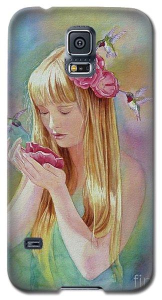 Angel's Nectar Galaxy S5 Case