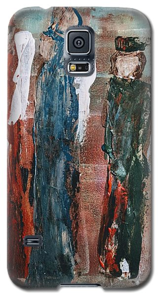 Angels Of The Night Galaxy S5 Case