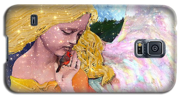 Angels Protect The Innocents Galaxy S5 Case by Michele Avanti
