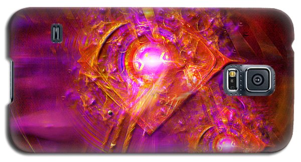 Angels Vibration Frequency  Galaxy S5 Case