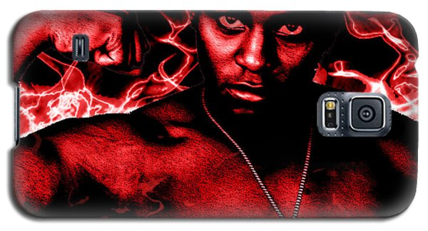 Anger Galaxy S5 Case by Tbone Oliver