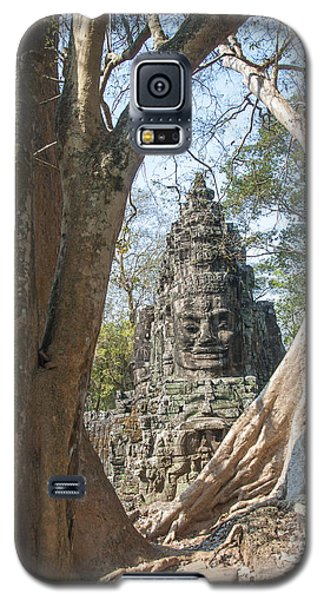 Angkor Thom South Gate Galaxy S5 Case