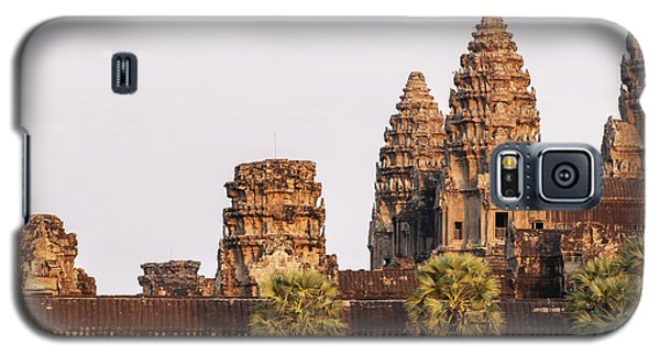 Angkor Wat 19 Galaxy S5 Case