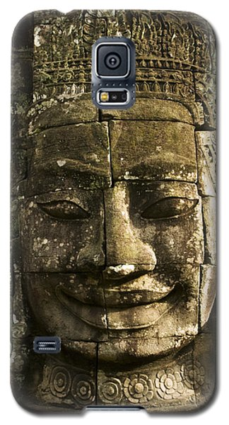 Angkor Wat Face Galaxy S5 Case