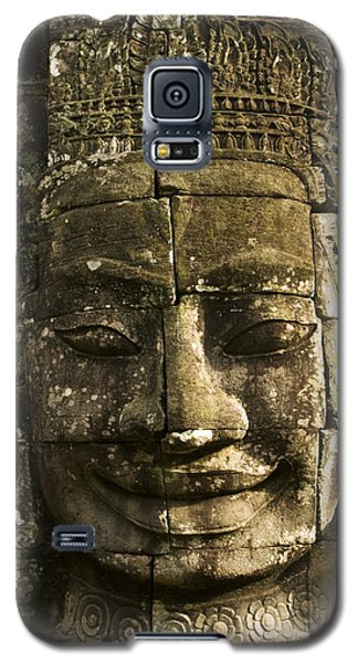 Angkor Wat Face Galaxy S5 Case