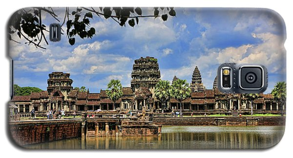 Angkor Wat Panorama  Galaxy S5 Case