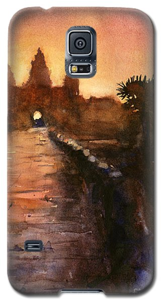 Angkor Wat Sunrise 2 Galaxy S5 Case