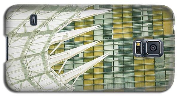 Angle Galaxy S5 Case by Bobby Villapando