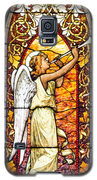Angel In Glass Galaxy S5 Case