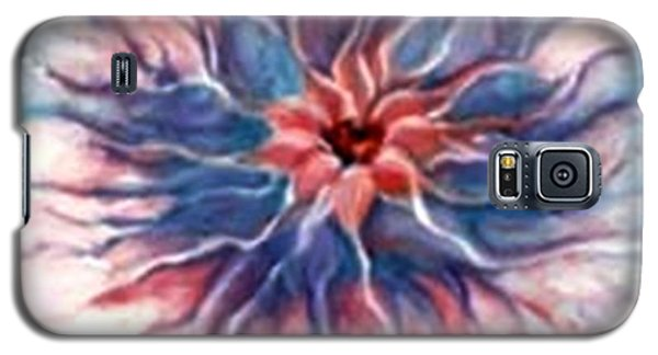 Angora Bloom Galaxy S5 Case