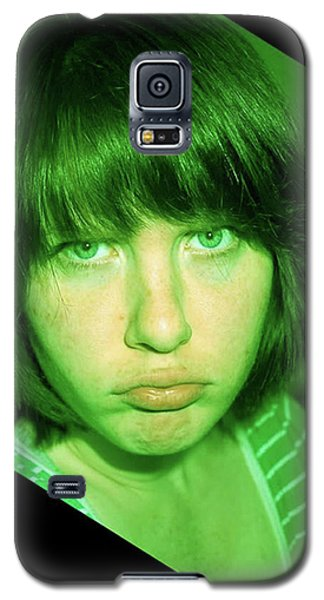 Angry Envy Galaxy S5 Case by Jane Autry