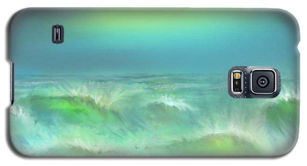 Angry Irma Galaxy S5 Case