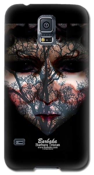 Angry Monster Child #4 Galaxy S5 Case